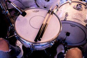 drum stick types - rods