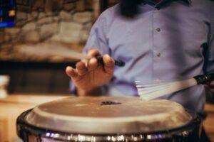 drum stick types - brushes
