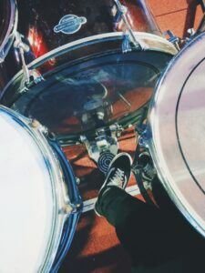 drum practice pad kit title