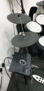 Roland TD-17 side view