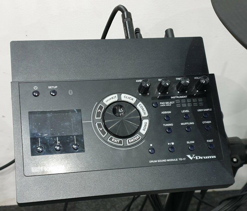 Roland TD-17 Module