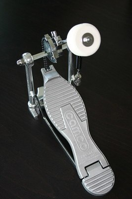 bass drum pedal footboard
