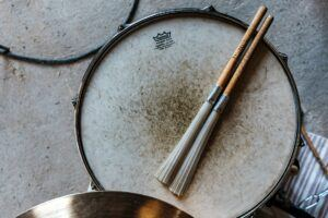 coated drumhead